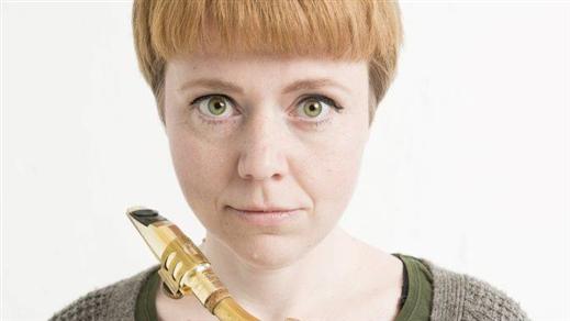 Bild för Jazzcafé med Ida Karlsson - IDKA JAZZ, 2018-10-03, Teatercaféet