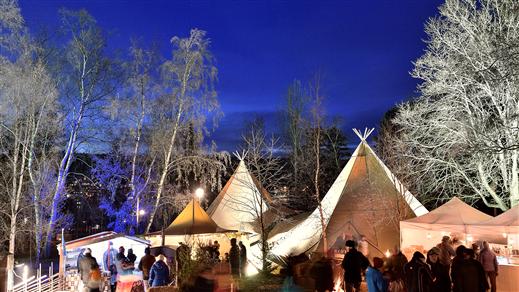 Bild för Julmarknad 4 dagar & Konsert, 2016-12-01, Jamtli Julmarknad Stora Scenen