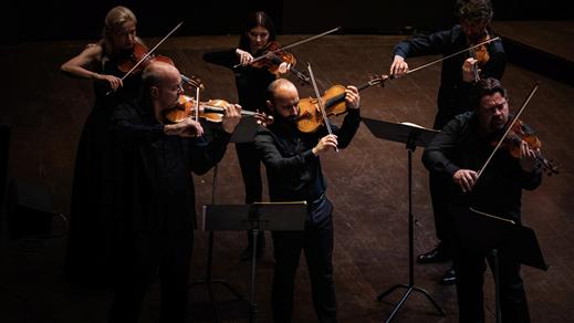 Bild för Mozart pianokonsert och Shostakovich, 2019-08-25, Kungasalen KMH
