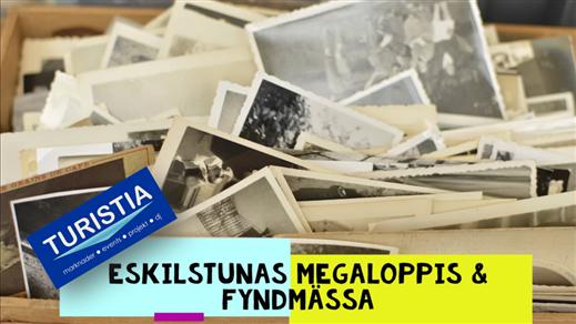 Bild för Eskilstunas Megaloppis & Fyndmässa upplaga 2, 2021-11-27, Badmintonarenan Eskilstuna