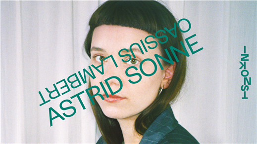 Bild för Astrid Sonne + Cassius Lambert, 2021-10-15, Inkonst