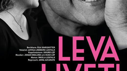 Bild för Leva livet!, 2019-03-29, Centrumhuset Robertsfors