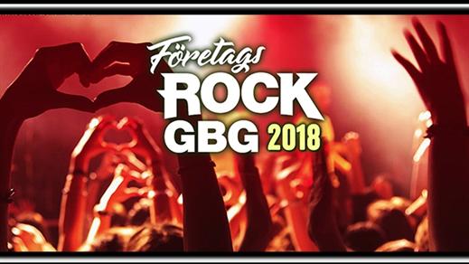 Bild för Företagsrock Semifinal 1, 2018-11-21, Sticky Fingers