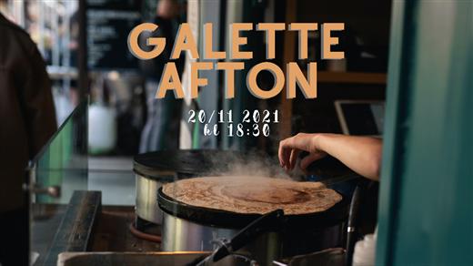 Bild för Fransk galetteafton, 2021-11-20, Pensionat Järnavik