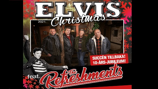 Bild för Elvis Christmas 2021, 2021-12-10, Hjalmar Bergman Teatern