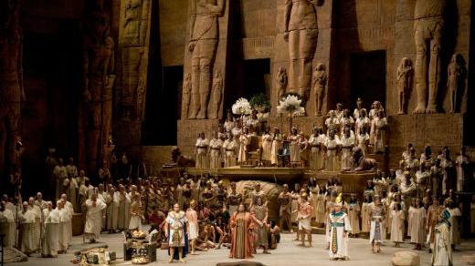 Bild för Aida, 2018-10-06, Jönköpings Teater