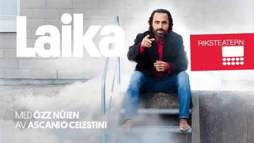 Bild för Laika med Özz Nûjen, 2021-10-07, Valfisken