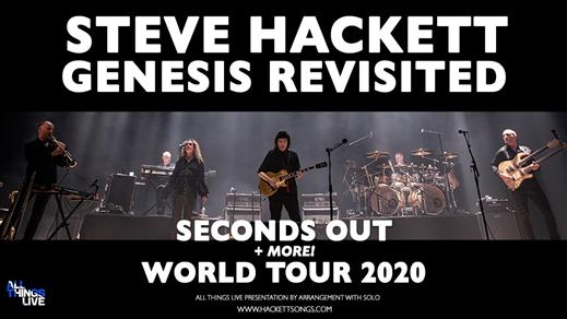 Bild för Steve Hackett, 2021-11-14, Nalen – Stora Salen, Stockholm