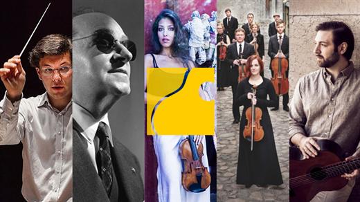 Bild för Concierto de Aranjuez, El Amor Brujo & Turia, 2021-10-14, UKK - Stora salen