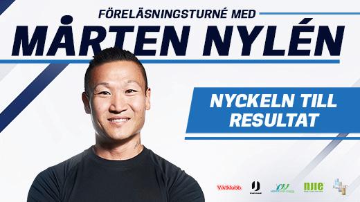 Bild för Mårten Nylén - Nyckeln Till Resultat, 2017-02-09, Folkets Hus