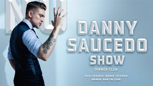 Bild för Danny Saucedo - NU, 2018-02-17, Hamburger Börs