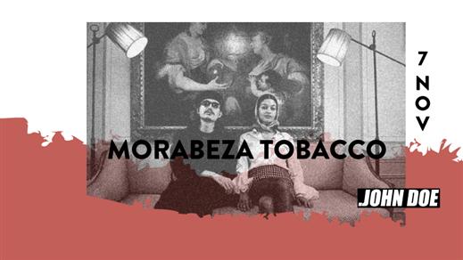 Bild för Morabeza Tobacco • John Doe, 2019-11-07, Ryds herrgård [hg]