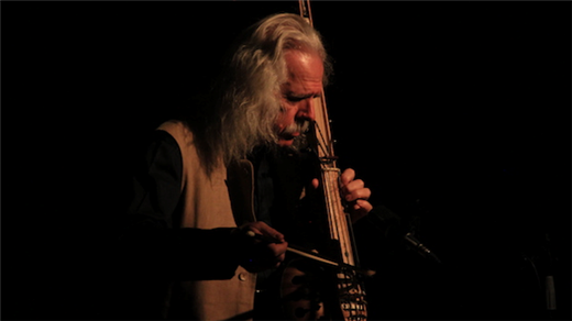 Bild för 200307 Curious Classics: Ross Daly Quartet, 2020-03-07, Stallet - Världens Musik