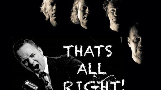 """Bild för """"That´s All Right"""", 2019-03-08, Vågen Folkets Hus Nynäshamn"""