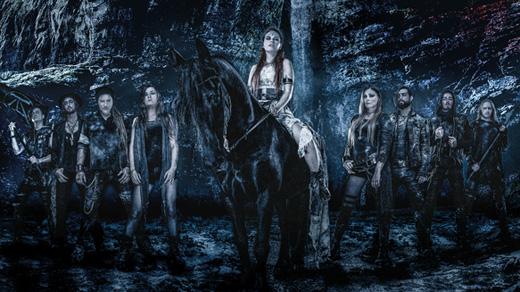 Bild för Eluveitie + Lacuna Coil | GBG, 2019-12-19, Trädgår'n