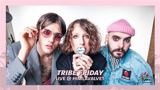 Bild för Tribe Friday, 2021-09-30, Kafé Himlavalvet