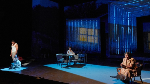 Bild för Fire Shut Up In My Bones, 2021-11-07, Jönköpings Teater