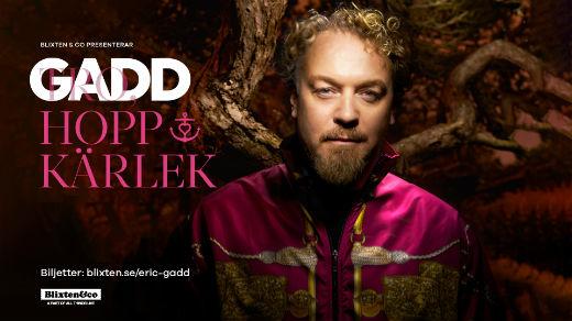 Bild för Gadd, Hopp & Kärlek, 2020-03-28, Jönköpings Konserthus Elmia #2