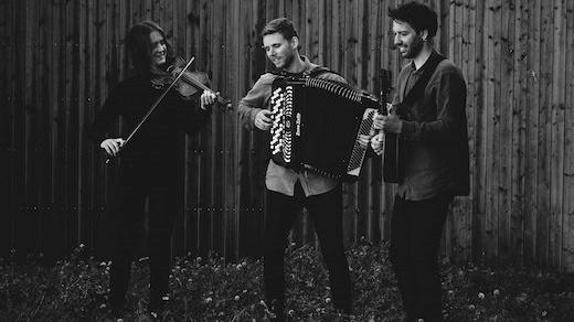 Bild för 190208 Trio Wolski, 2019-02-08, Stallet - Världens Musik