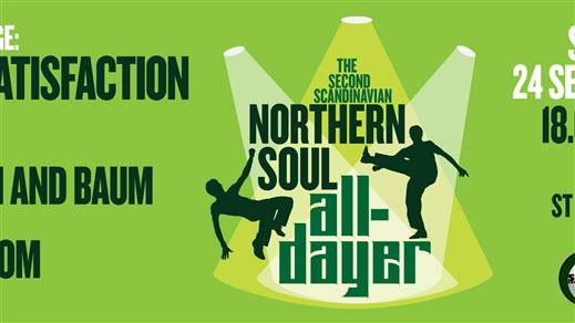 Bild för Northern Soul All-Dayer, 2016-09-24, Capitol