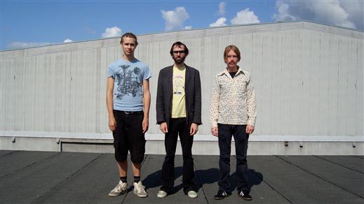 Bild för Martin Månsson Sjöstrand Trio + Stoinabjär, 2018-10-20, Perrong 23