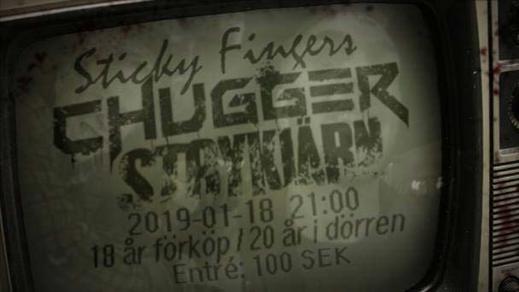 Bild för Chugger + Strykjärn, 2019-01-18, Sticky Fingers