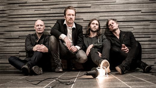 Bild för Tonbruket - Live på Bar Teatral, 2018-10-14, Nöjesfabriken