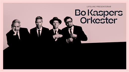 Bild för Bo Kaspers Orkester - 23:55 Hjärtat håller takten, 2020-03-22, UKK - Stora salen