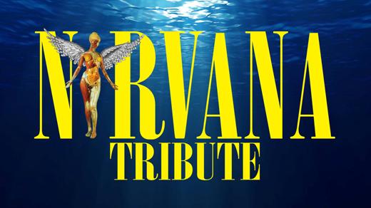 Bild för Nirvana Tribute, 2019-04-18, RESTAURANG TRÄDGÅR'N