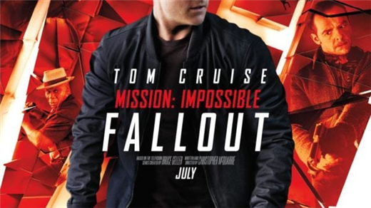 Bild för Mission: Impossible fallout, 2018-10-30, Biosalongen Folkets Hus