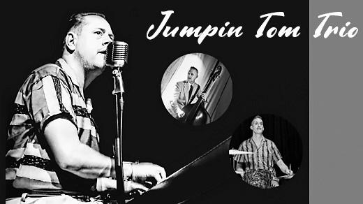 Bild för Jumpin Tom Trio, 2021-10-09, Porter Pelle