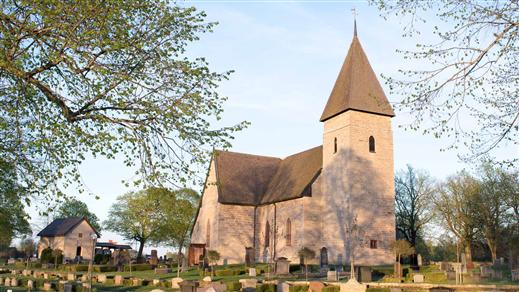 Bild för Step by step, 2021-06-15, Rogslösa kyrka