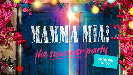 Bild för Mamma Mia - The Summer Party |Intern, 2019-06-08, The Stockholm School Of Economics