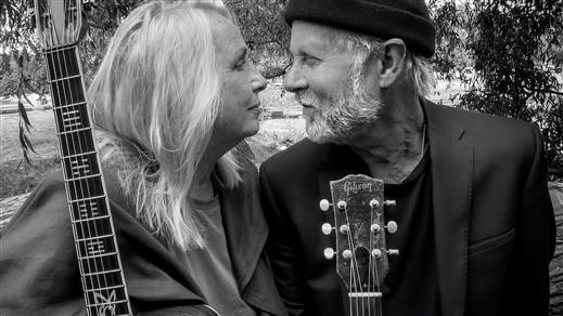 Bild för Marie Bergman och Lasse Englund, 2021-10-02, Stadsträdgården