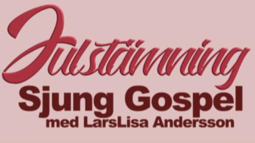 Bild för Julstämning med Sjung Gospel, 2018-11-24, Allianskyrkan