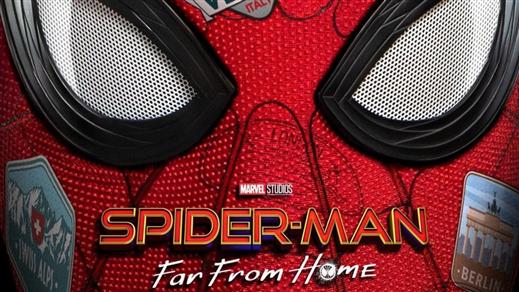 Bild för Spider-Man: Far from Home, 2019-07-17, Essegården