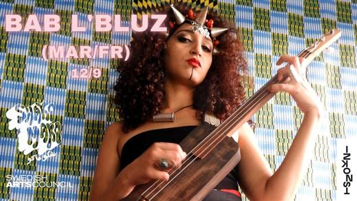 Bild för Shako Mako pres. Bab L'Bluz, 2021-09-12, Inkonst salong