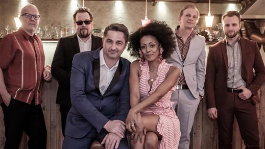 Bild för Bonita & the Blues Shacks, 2020-03-21, Nefertiti Jazz Club