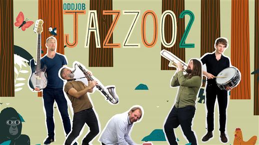 Bild för Jazzoo 2, 2019-12-01, UKK - Sal B - Sittande onumrerat