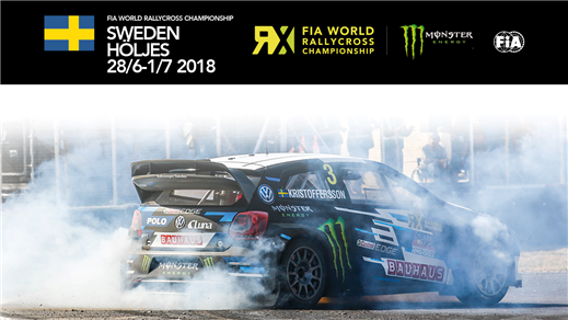 Bild för World RX of Sweden 2018 | Samlingshop, 2018-06-27, Höljesbanan