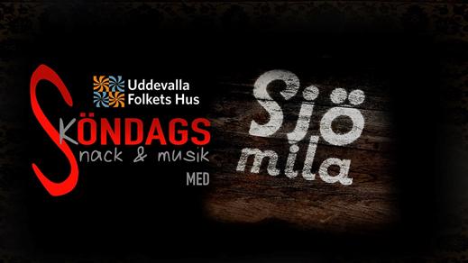 Bild för Sjömila på Folkets Hus Uddevalla, 2020-03-15, Folkets Hus Uddevalla