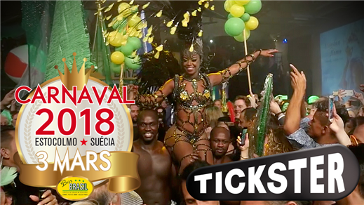 Bild för Carnaval de Estocolmo 2018, 2018-03-03, Münchenbryggeriet