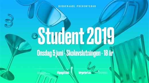 Bild för Skolavslutningen 2019, 2019-06-05, Birgerjarl Nattklubb