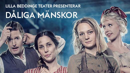 Bild för Dåliga Mänskor, 2018-05-04, Landskrona Teater