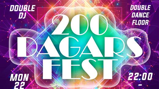 Bild för O'Learys 200-dagarsfest, 2021-11-22, O'Learys Falun