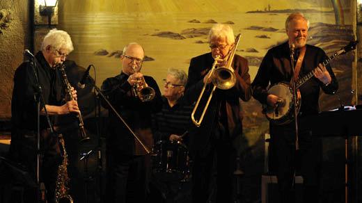 Bild för Gladjazz, Papa Piders - konsert, 2018-10-11, FORUM Örkelljunga