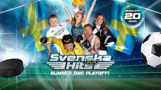Bild för SVENSKA HITS 2020 28/3, 2020-03-28, Apollon, Folkets Hus Kulturhuset