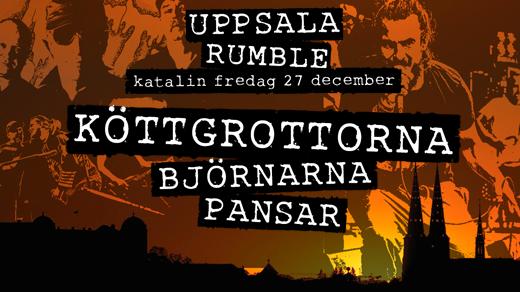 Bild för Uppsala Rumble | Katalin, 2019-12-27, Katalin