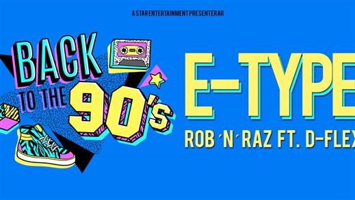 Bild för Back to the 90s, 2020-02-08, Åhaga