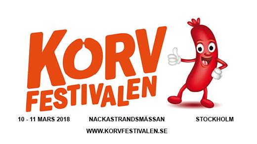 Bild för Korvfestivalen 2018, 2018-03-10, NackaStrandsMässan